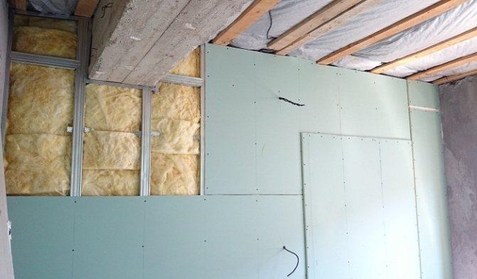 Утепление стен деревянного дома изнутри минватой плюс гипсокартон - видео