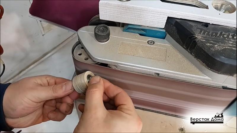 Обработка роликов