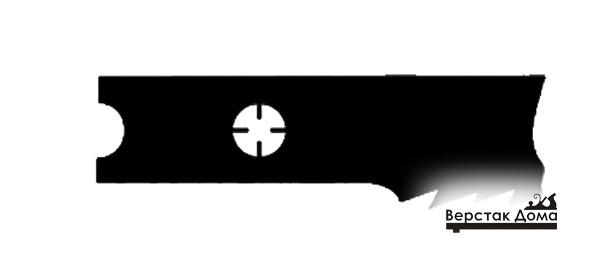 U-образный хвостовик