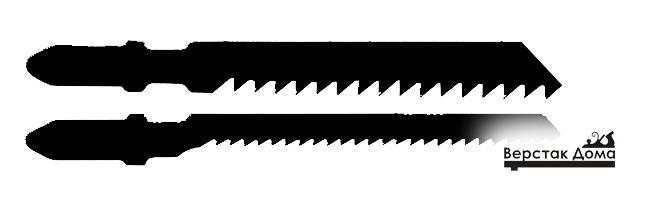 Пилки разной ширины