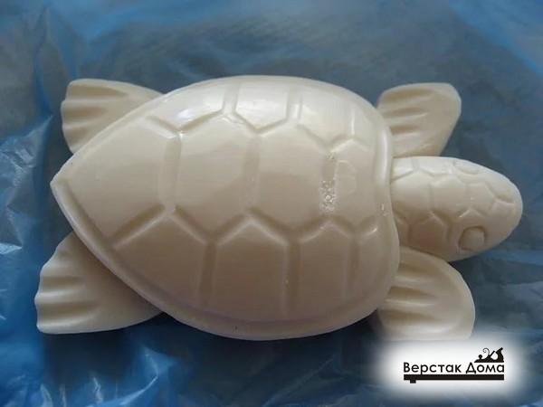 Черепаха из мыла
