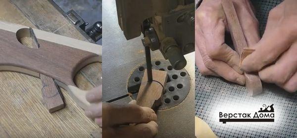 Изготовление клина