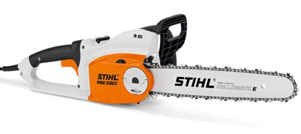 Stihl электрическая пила